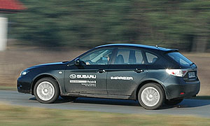 Subaru Impreza 2.0 RC test