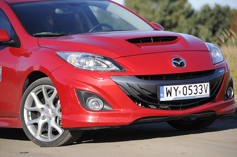 Mazda3 MPS 2.3 Turbo
